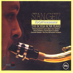 Stan Getz - The Girl From Ipanema/The Bossa Nova Years
