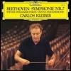 Carlos Kleiber 베토벤: 교향곡 7번 - 카를로스 클라이버 (Beethoven: Symphony Op.92) [LP]
