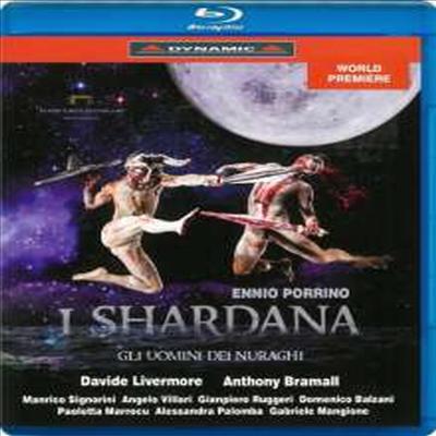 포리노 : 샤르다나 (Porrino: I Shardana) (한글자막)(Blu-ray)(2015) - Manrico Signorini