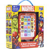 Me Reader & 8 books Library : MARVEL 마블 미리더 사운드북 (어벤져스, 캡틴 아메리카, 아이언맨, 헐크, 스파이더맨)