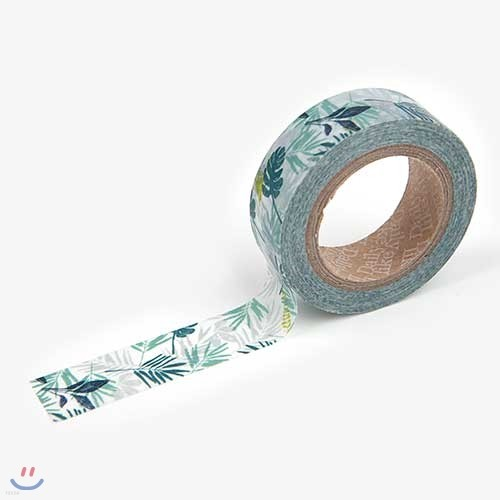 Masking Tape single - 35 In the tropics : leaf