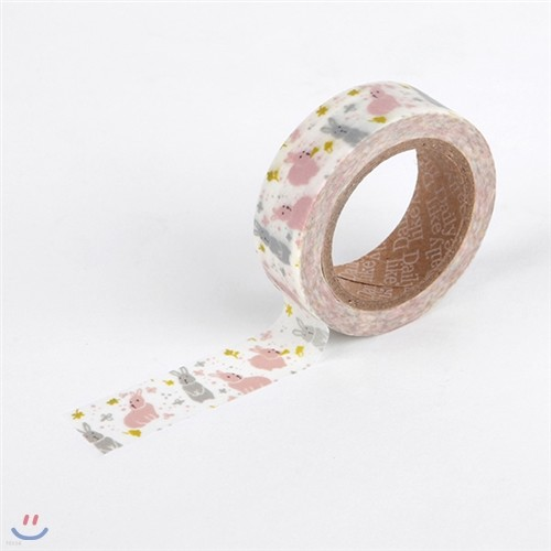 Masking Tape single - 16 chubby rabbit