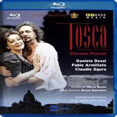 푸치니 : 토스카 (Puccini : Tosca) (Blu-ray, 한글 자막) - Daniela Dessi