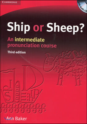 Ship or Sheep? : An Intermediate Pronunciation Course, 3/E