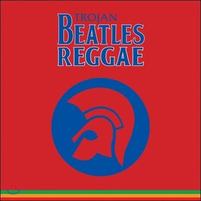레게 사운드로 듣는 비틀즈의 음악 (Trojan Beatles Reggae Vol. 1 Red) [LP]