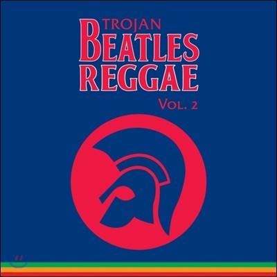 레게 사운드로 듣는 비틀즈의 음악 (Trojan Beatles Reggae Vol. 2 Blue) [LP]