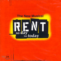 The Musical Rent O.S.T (뮤지컬 렌트 Korean Casting)