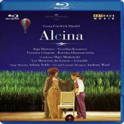 헨델: 알치나 (Handel : Alcina) (한글 자막, Blu-ray) - Marc Minkowski