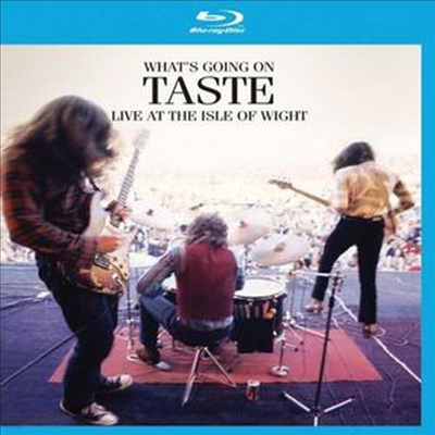 Taste - What's Going on Taste Live at the Isle of Wright(Blu-ray)(2015)
