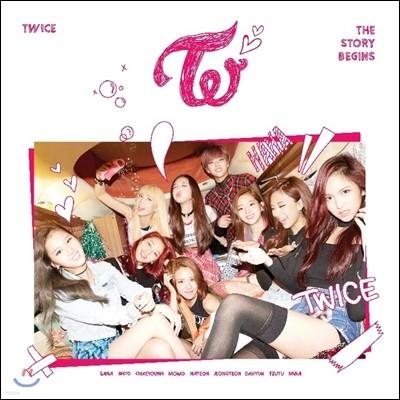 트와이스 (TWICE) - 미니앨범 1집 : The Story Begins