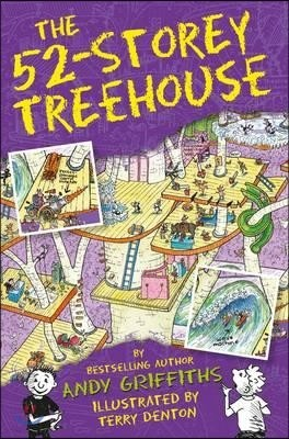 The 52-Storey Treehouse (영국판)
