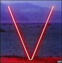 Maroon 5 - V 마룬파이브 5집 [레드 컬러 LP]