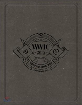 [슈퍼특가] 위너 (WINNER) WWIC 2015 in SEOUL DVD [한정판]