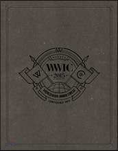 위너 (WINNER) WWIC 2015 in SEOUL DVD [한정판]