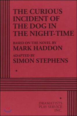 연극 한밤중에 개에게 일어난 의문의 사건 대본집 The Curious Incident of the Dog in the Night-Time