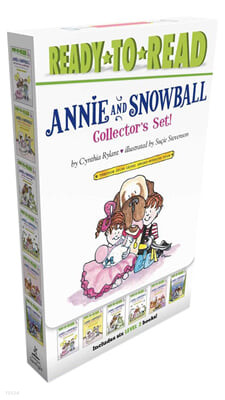 Annie and Snowball Collector's Set!: Annie and Snowball and the Dress-Up Birthday; Annie and Snowball and the Prettiest House; Annie and Snowball and