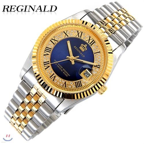 [REGINAID]레져널드 2115-C 남녀공용 메탈시계