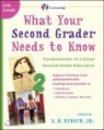What Your Second Grader Needs to Know : Fundamentals of a Good Second Grade Education