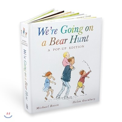 We're Going on a Bear Hunt : A Celebratory Pop-Up Edition
