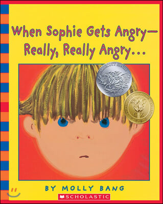 When Sophie Gets Angry - Really, Really Angry... (Book + CD)