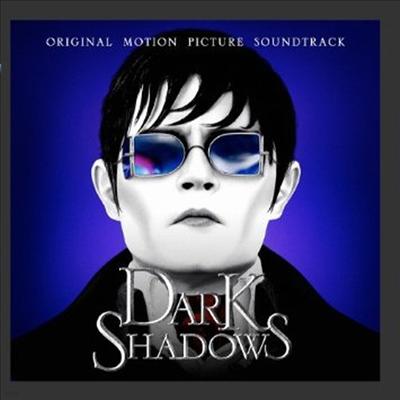 O.S.T. - Dark Shadows (다크 섀도우) (Soundtrack)(CD-R)