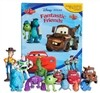 Pixar Fantastic Friends My Busy Books 픽사 친구들 비지북 피규어책