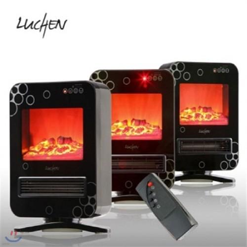[루첸] portable(이동형) 벽난로 히터