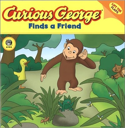 Curious George Finds a Friend