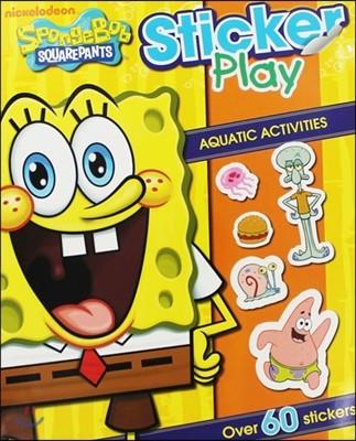 Spongebob Aquatic Activities
