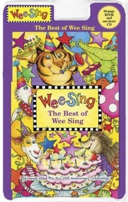 Wee Sing : The Best of Wee Sing (Book+CD)