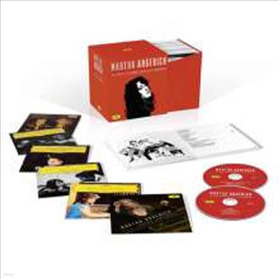 마르타 아르헤리치 - 도이치 그라모폰 & 필립스 녹음 전집 (Martha Argerich - Complete Recordings on Deutsche Grammophon & Philips) (48CD Boxset) - Martha Argerich