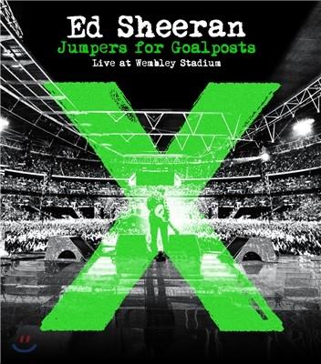 Ed Sheeran - Jumpers For Goalposts: Live at Wembley Stadium 에드 시런 웸블리 스타디움 공연 실황 블루레이