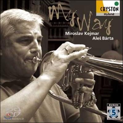 Mirosalv Kejmar / Ales Barta 마이 웨이 - 트럼펫과 오르간 작품집 (My Way)