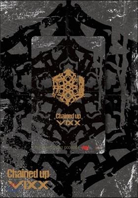 빅스 (VIXX) 2집 - Chained up [Freedom Ver.] [스마트 뮤직 카드 2500장 한정반]