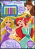[스크래치 특가]Disney Princess Secret Sparkles (with Pencil)