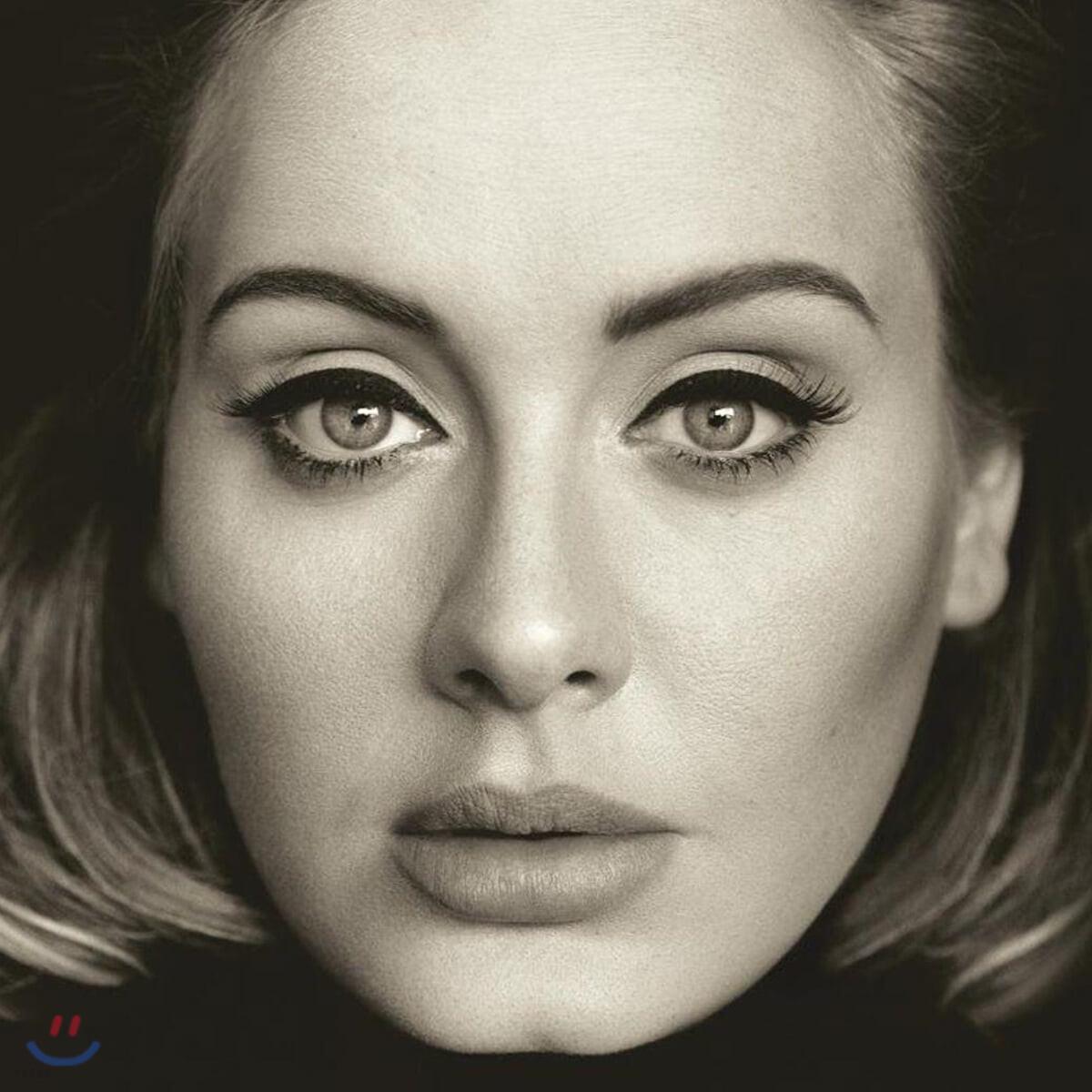 Adele (아델) - 3집 25 [LP]