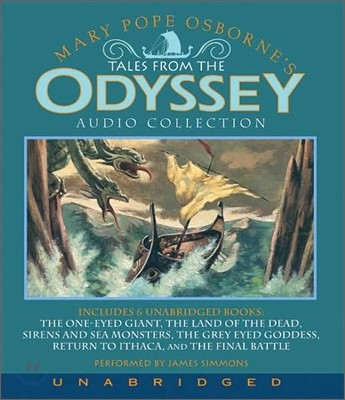 Tales from the Odyssey #1 - 6 : Audio Collection