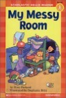 Scholastic Hello Reader Level 1-10 : My Messy Room (Book+CD Set)
