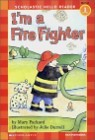 Scholastic Hello Reader Level 1-02 : I'm a Fire Fighter (Book+CD Set)