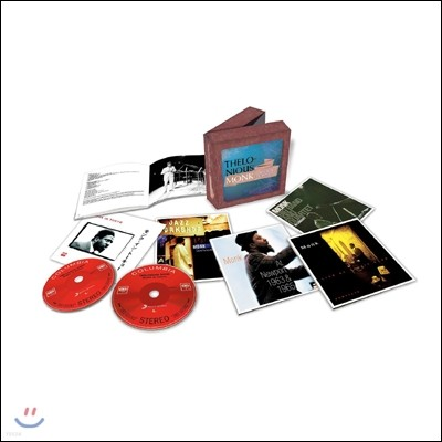 Thelonious Monk - The Complete Columbia Live Albums Collection