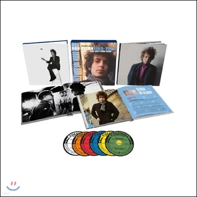 Bob Dylan (밥 딜런) - The Cutting Edge 1965-1966: The Bootleg Series Vol.12 (Deluxe Edition)