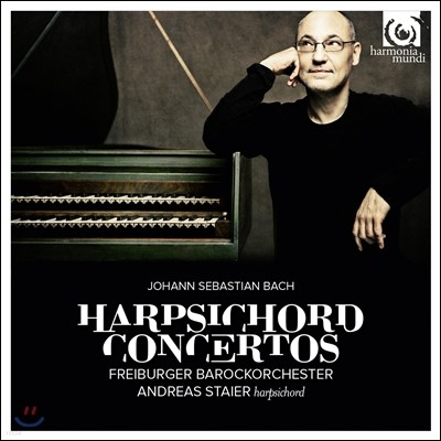 Andreas Staier 바흐: 키보드 협주곡 (Bach: Keyboard Concertos Nos. 1-7 BWV1052-1058)