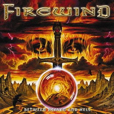 Firewind - Between Heaven & Hell (Japan Bonus Tracks)(일본반)