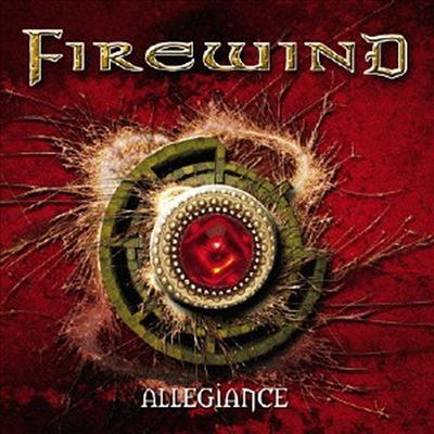 Firewind - Allegiance (Japan Bonus Tracks)(일본반)