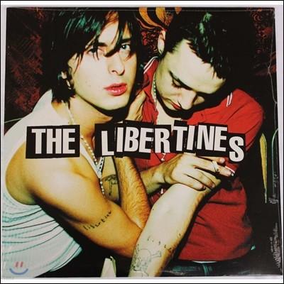 The Libertines (리버틴스) - 2집  The Libertines [LP]