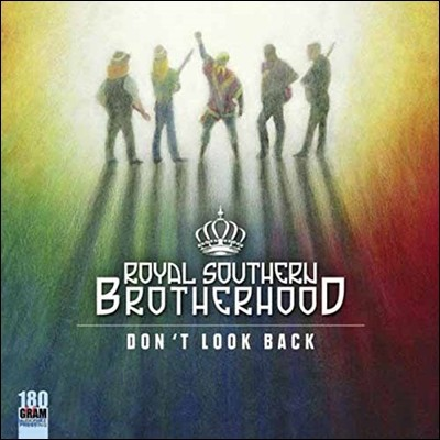 Royal Southern Brotherhood - Don't Look Back