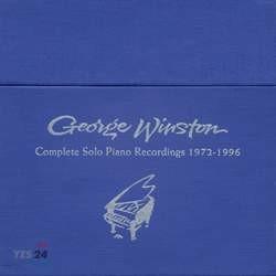 George Winston - Complete Solo Piano Recordings 1972-1996 (Box Set)