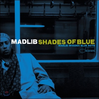 Madlib - Shades Of Blue: Madlib Invades Blue Note [LP]