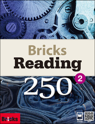 Bricks Reading 250 (L2) SB (WB+E.CODE)