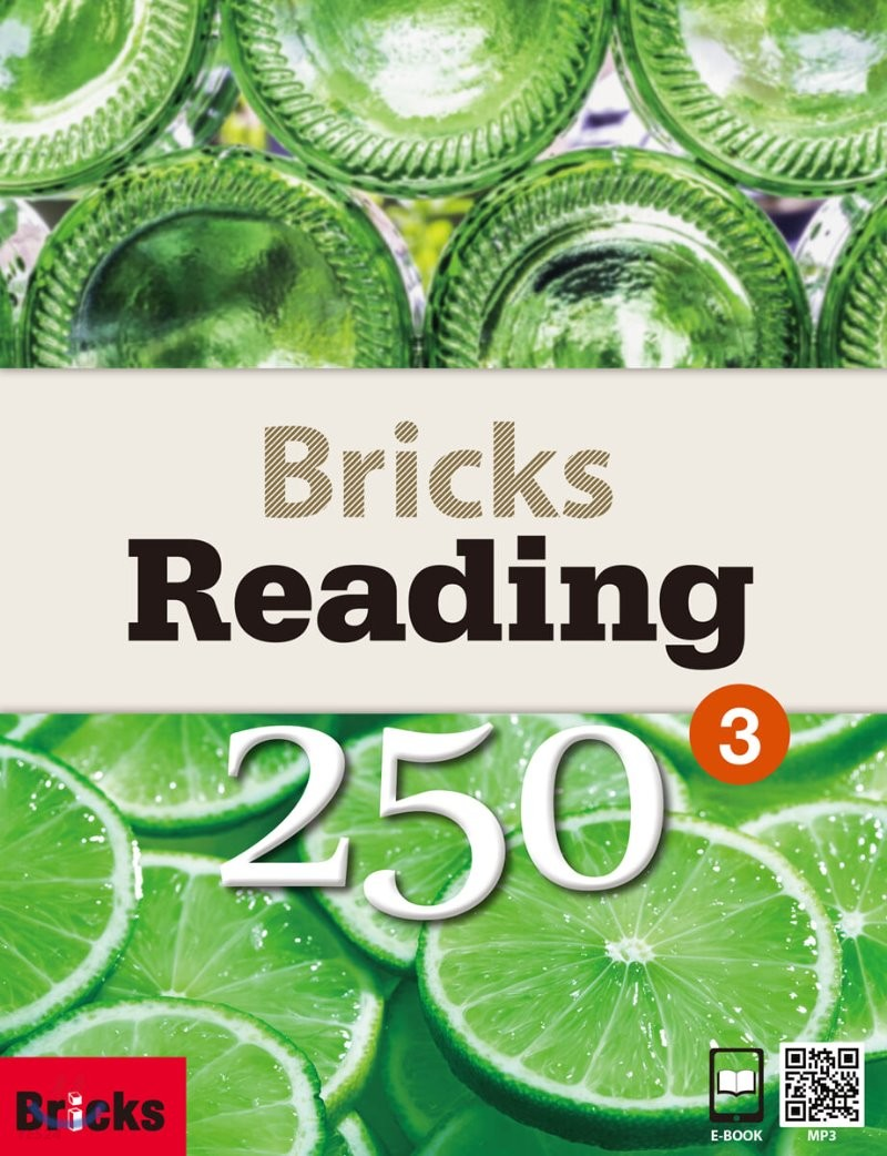 Bricks Reading 250 (L3) SB (WB)
